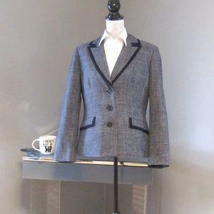 Jones Studio Separates Navy Blue Blazer Size 14